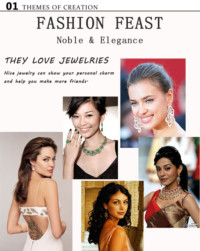 1 luster jewlry hailer jewelry pendant ring earring bracelet necklace ring