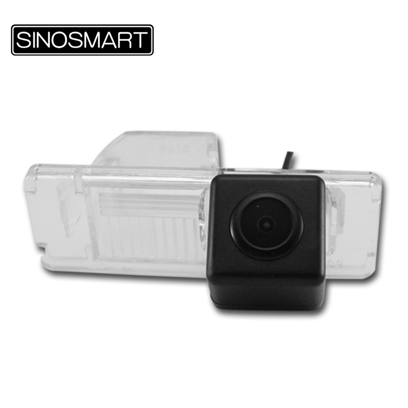 SINOSMART Car-Parking-Camera Pathfinder Nissan Patrol X-TRAIL For Sunny Qashqai Dualis