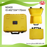Tricases M2400 Factory USA Military Standard Carry Equipment Hard Plastic Case With Customize Foam