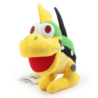 17cm 7 Super Mario Bros Mecha Windup Koopa Troopa Soft Stuffed Plush Toy Doll