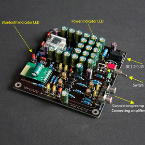 Image 2 - Wireless Bluetooth Audio Receiver Board Class A Buffer Preamp Field Tube Buffer Circuit