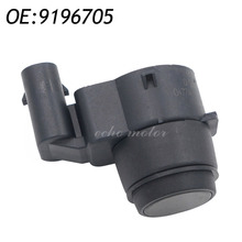Nuevo Sensor De Aparcamiento PDC Sensor de Asistencia de Copia de seguridad Para BMW 1 Serie 3 5series X1 Z4 E81 E87 E88 E90 E91 E92 E93 66209196705 9196705