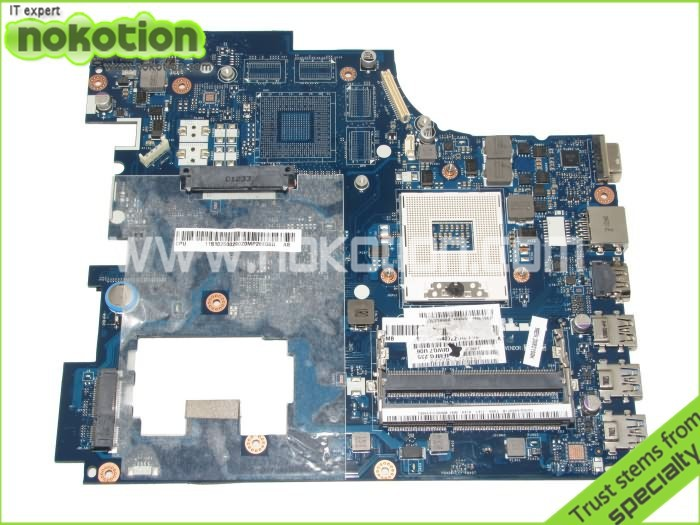 NOKOTION LA-7983P laptop motherboard for lenovo ideapad g780 hm76 gma hd 4000 dd3 Mainboard full test laptop motherboard for lenovo ideapad g580 qiwg5 g6 g9 la 7981p 71jv0138003 hm76 nvidia gt630m ddr3