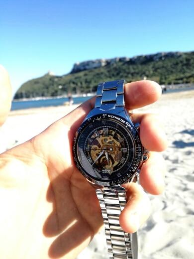 HTB1VpUmXoR1BeNjy0Fmq6z0wVXa1 Forsining Transparent Case Open Work Silver Stainless Steel Mechanical Skeleton Sport Wrist Watch Men Top Brand Luxury Men Clock