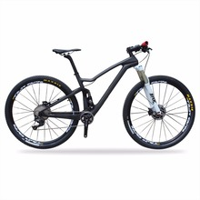 CRATIC Latest Boost bikes carbon 650B Plus full suspension bicycle 27.5+ carbon bike