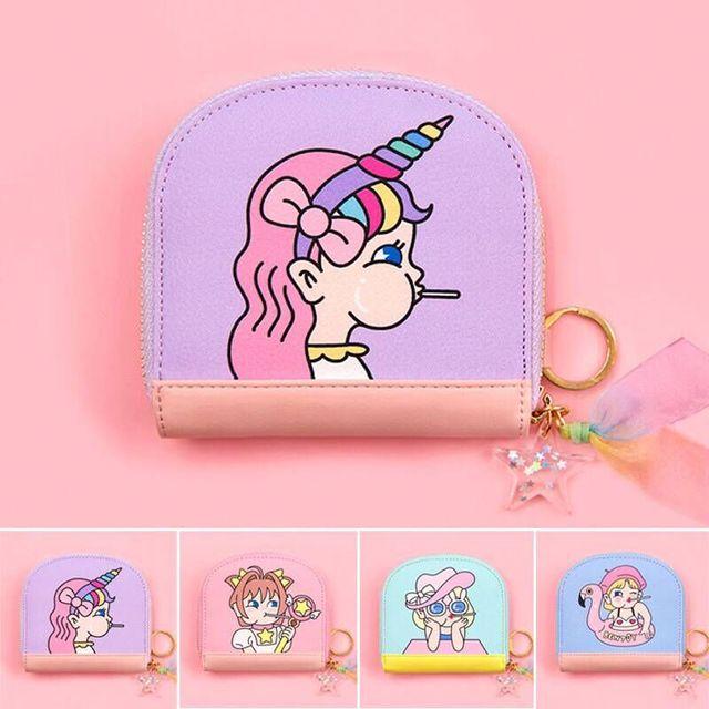 Flamingo Sakura Unicorns Magic Girl