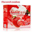 New SEx Products Strawberry Gale Ultra Thin cONDOm flavored cONDOms For Men Safe Adult latexcamisinha 50 pcs/pack