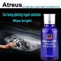 Atreus для Lexus Honda Civic Opel astra h j g Mazda 3 6 Kia Rio Ceed Volvo Lada ремонт автомобилей светодиодные фары полировальный агент чистый