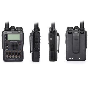 Image 2 - General Walkie Talkie Yaesu VX 8DR Three Band Waterproof Handheld FM Ham Two Way Radio Transceiver