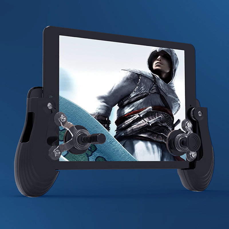 Ajustable Gamepad para Pubg controlador Handheld Grip Moba juego Pad para Pubg Joystick Gamepad para Pubg juegos móviles accesorios