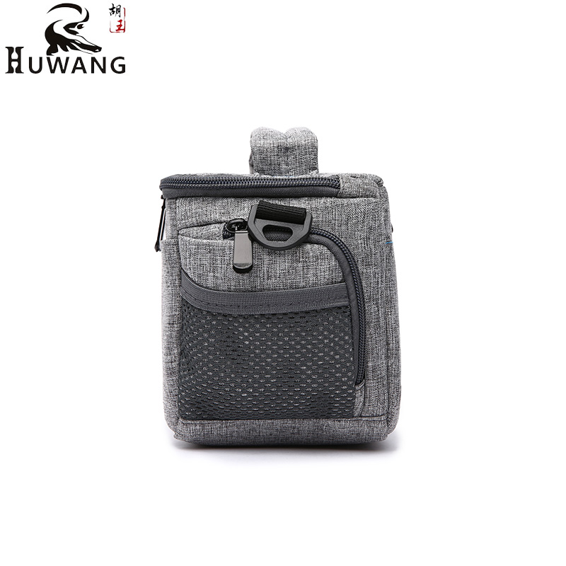 HUWANG Waterproof Camera Bag Case For Canon M100 M10 M6 M5 M3 G16 G15 SX520 SX530 SX60 SX50 Sony A5100 A6000 NEX7 Nikon J5 J4 J3
