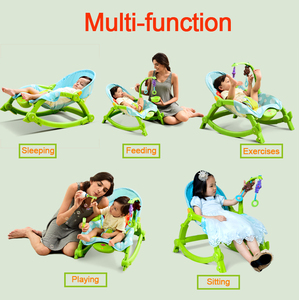 Image 4 - Baby Throne Baby Music Portable Rocking Chair