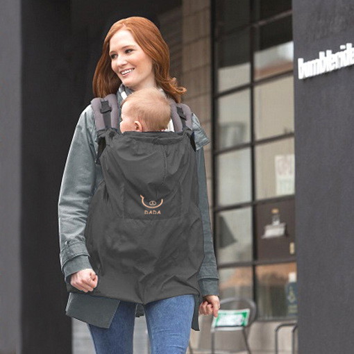 Baby Sling Waterproof Cloak Rain Belt Holding Wind Effect Good Throughout The Year Can Be Used