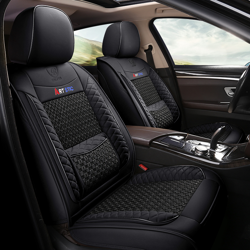 Car Seat Cover Interior Accessories for toyota corolla e150 verso fortuner harrier highlander kluger hilux mark
