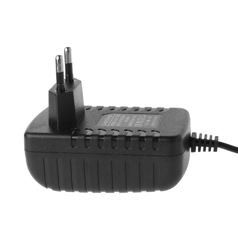 EU /US Plug 12.6V 2A 18650 Lithium Battery Charger DC 5.5MM X 2.1MM Portable Charger  Constant Current Voltage