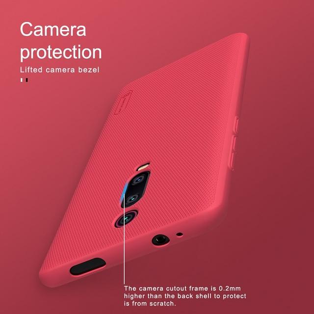 NILLKIN Redmi K20 K20 Pro Frosted PC Matte Back Case Cover