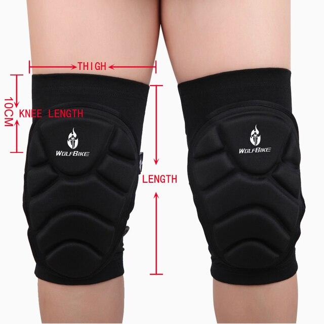 4Pcs Elbow Knee Pads  4