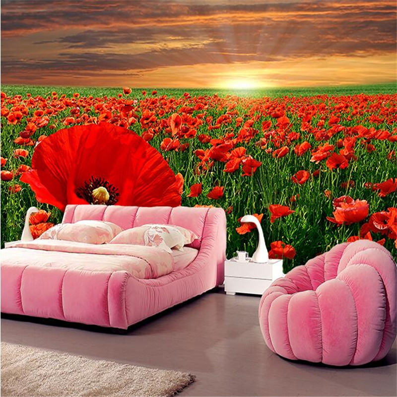 Flower Garden Wallpaper high quality wholesale beautiful garden wallpapers from china