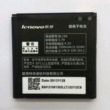 De alta Qualidade da Bateria 1500mah Para Lenovo A288T BL194 A298T A520 A660 A698T A690 A370 A530