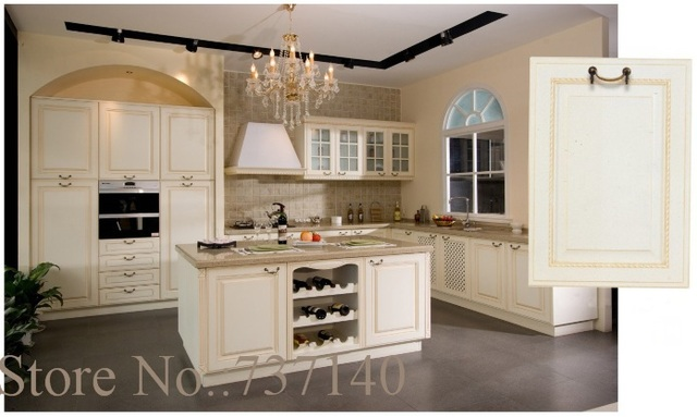 US $3000.0 |central island kitchen cabinets lacquer kitchen cabinet-in  Kitchen Cabinets from Home Improvement on Aliexpress.com | Alibaba Group