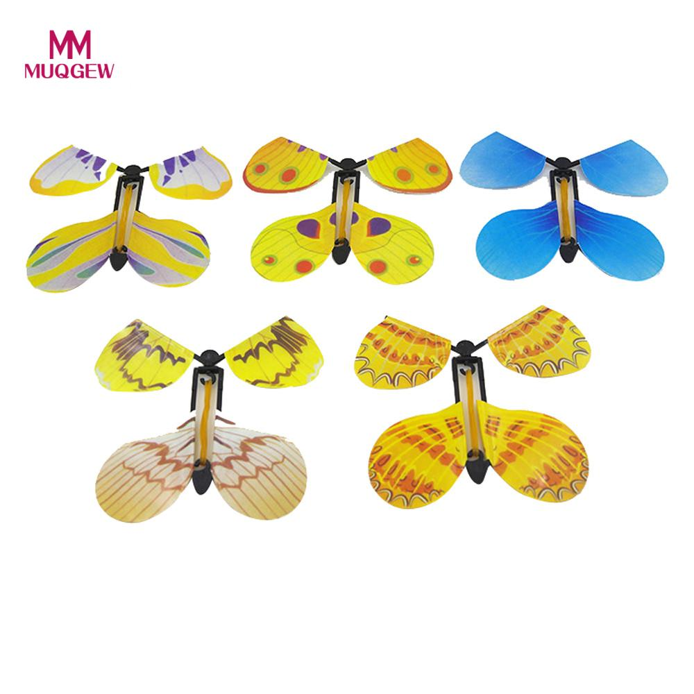 5X Transform Flying Butterfly Cocoon into a Butterfly Trick Prop Magic Toys