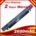 A41-x550a bateria para Asus X550CC X550VC X550V X550C X550B X550CA X550 X550D
