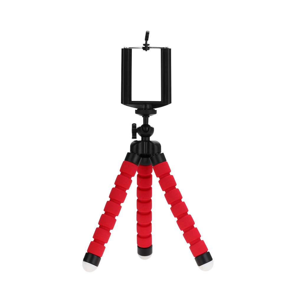 Tripods tripod for phone Mobile camera holder Clip smartphone monopod tripe stand octopus mini tripod stativ for phone (5)