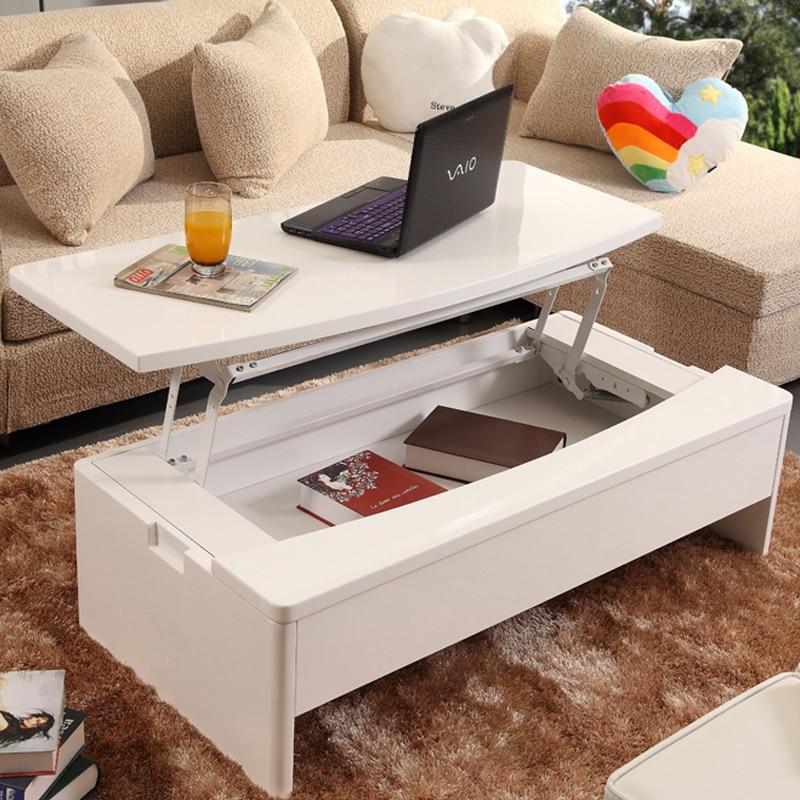 Encantador Mesa De Centro Establece Con Muebles De Almacenamiento ...