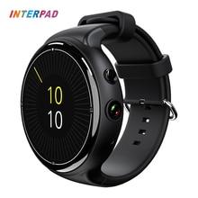 Interpad High Tech Android 5.1 OS Smart Uhr i4 Air GPS Wifi 3G Telefon Uhr Smartwatch 16 GB ROM 2 GB RAM Unterstützung App Download