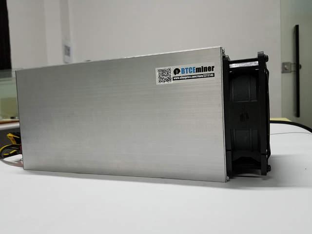 Instock BAIKAL Giant-B DASH Miner 160GH/S ASIC DASH COIN Mining Machine  Algorithm X11 / Quark / Qubit/Myriad-Groestl/Skein/DGB