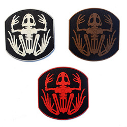 6eaa5ece4ca Navy Devgru Seal Team 6 Skeleton Frog Frogman Morale Pvc Rubber Patch Army  Tactical Swat Patch Morale Badge Military Patches. US  3.32