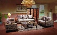 2016 высокое quanlity уличная мебель мебель для сада открытый гостиная ротанга диван чайный столик плетеная мягкая мебель из ротанга
