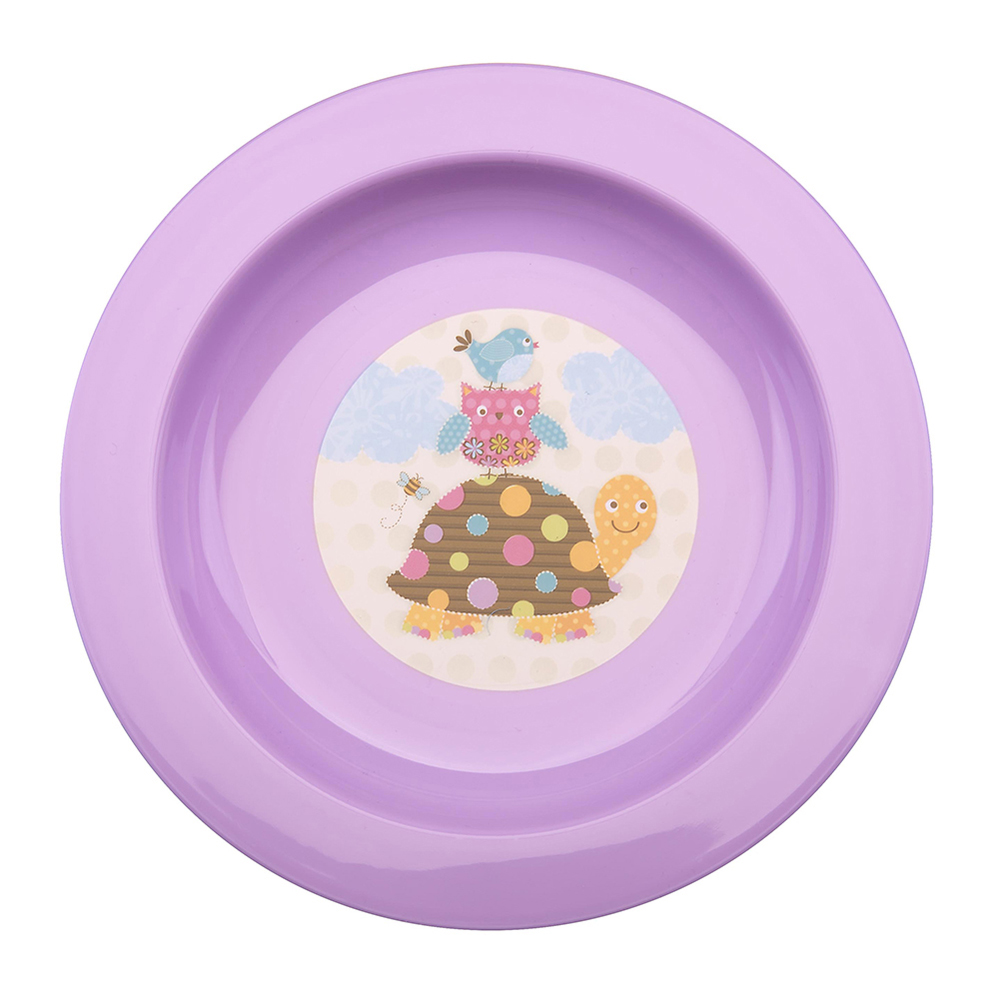 Dishes MIR DETSTVA 17341 for boys and girls Baby tableware plate set children products