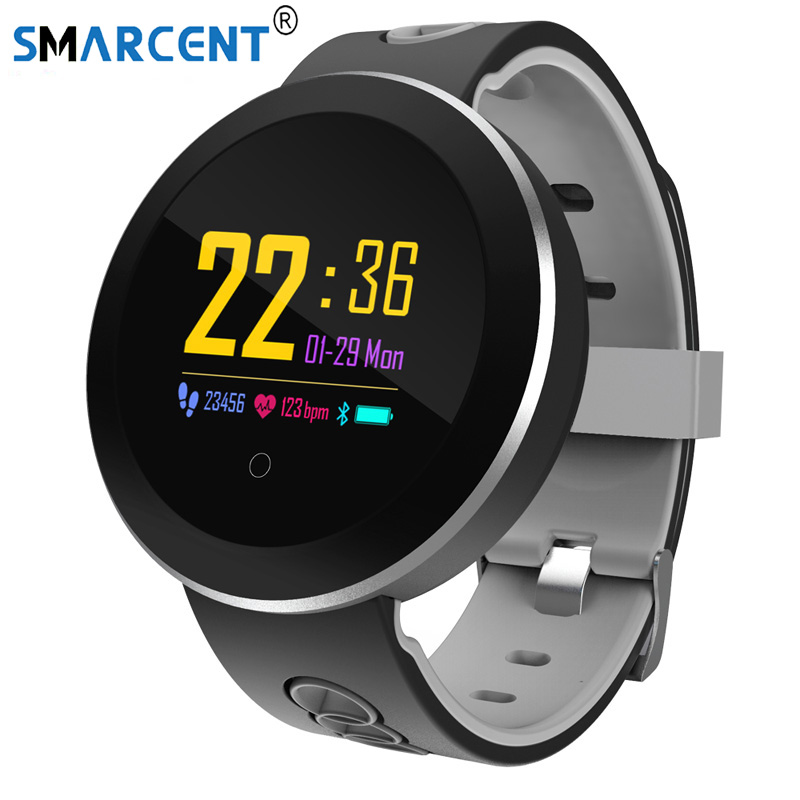 Q8 Pro Smart Watch Wristband Blood Pressure Heart Rate Monitor Sports Smart Bracelet Waterproof Motion tracking Wristwatch Band sw102 0 68 bluetooth v4 0 smart watch wristband bracelet w sports sleep tracking deep pink page 6