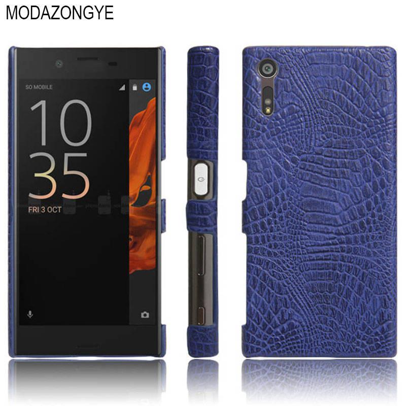 For Sony Xperia XZ F8332 Case Sony Xperia XZs G8232 Cover PU Leather Phone Case For Sony Xperia XZ F8331 Dual F8332 Case 5.2
