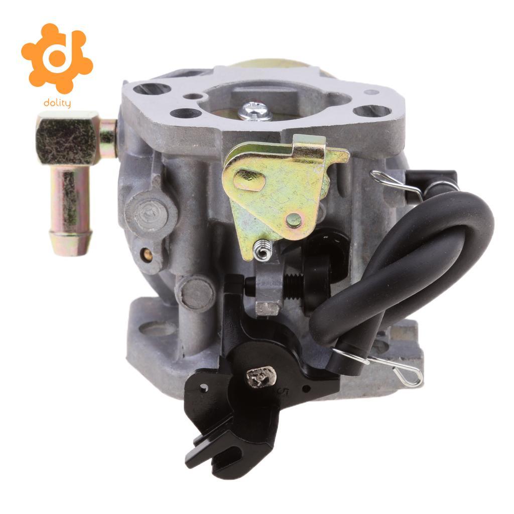 Qauick Carburetor with Primer Bulb Fuel Filter for MTD Troy Bilt Cub Cadet  Snow Blower ...