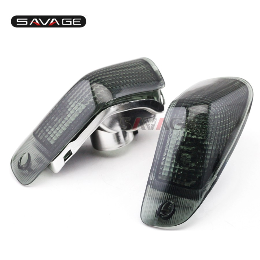 For KAWASAKI ZZR400 ZZR600 ZX600E 1994 2004 Motorcycle Accessories Front Turn Signal Indicator Light font b