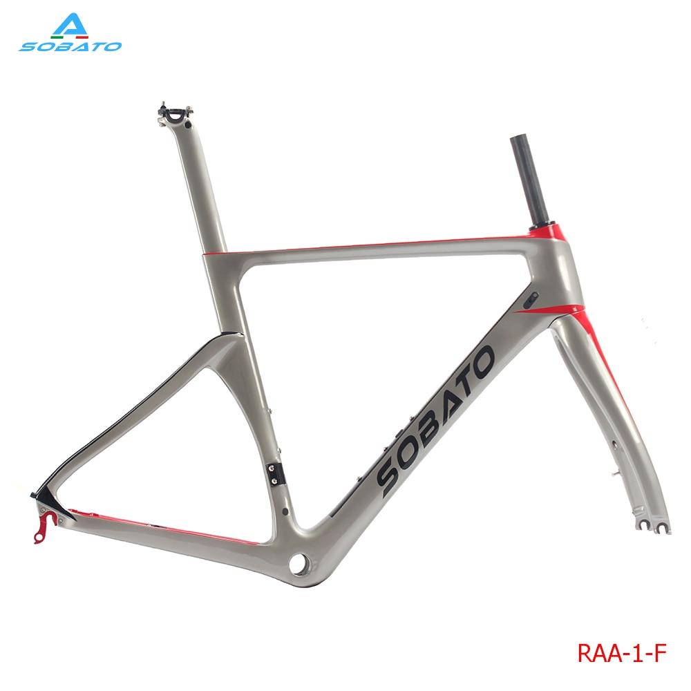2016 OEM 100% Toray Carbon T700 DI2 Disc Brake road frame carbon road bike frame