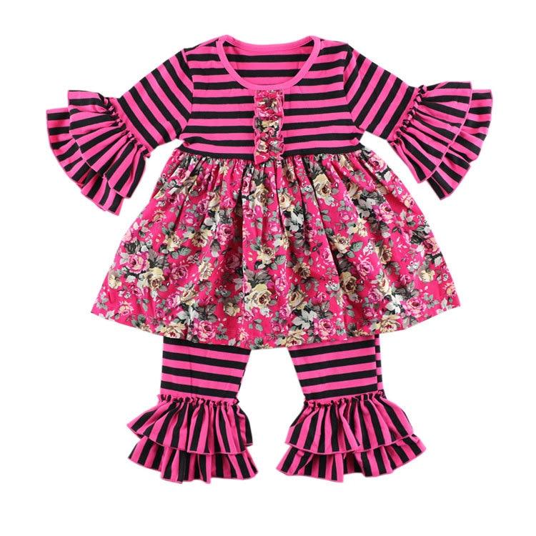 Gyermekruházat Tavaszi kisgyermek ruházat Lányos ruhák Boutique - Gyermekruházat - Fénykép 4
