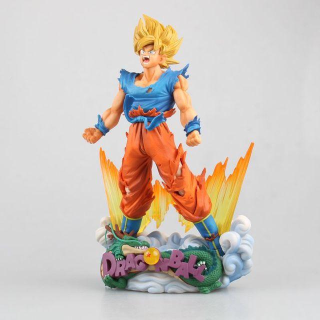 Original Banpresto Dragon Ball Z Action Figure