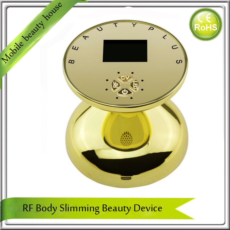 Ultrasonic Cavitation RF Radio Frequency Defatting Fat Burn Cellulite Wrinkle Reduction Face Body Slimming Massager Apparatus free shipping ultrasonic rf cavitation body slimming sculpting contouring fat burn cellulite reduction beauty massager machine