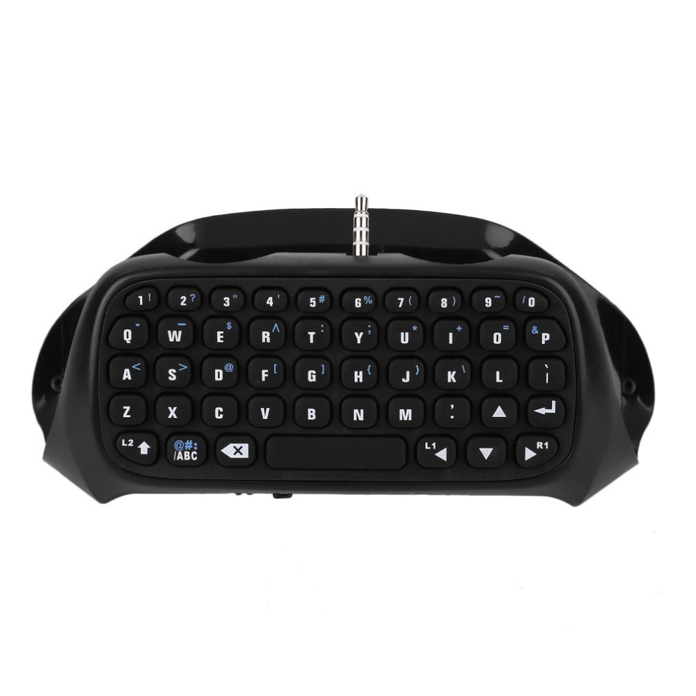 Portable Wireless Bluetooth Keyboard Gaming keyboard for Sony for PS4 Controller Fashionable Games Accessories