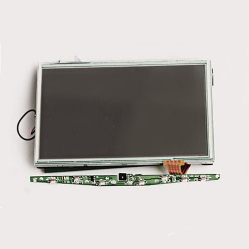 7 TFT LCD TOUCHSCREEN MONITOR,SKD MODULE,INDUSTRIAL EQUIPMENT MONITOR,SKD7VAT-9,FREE SHIPPING buy tft monitor online