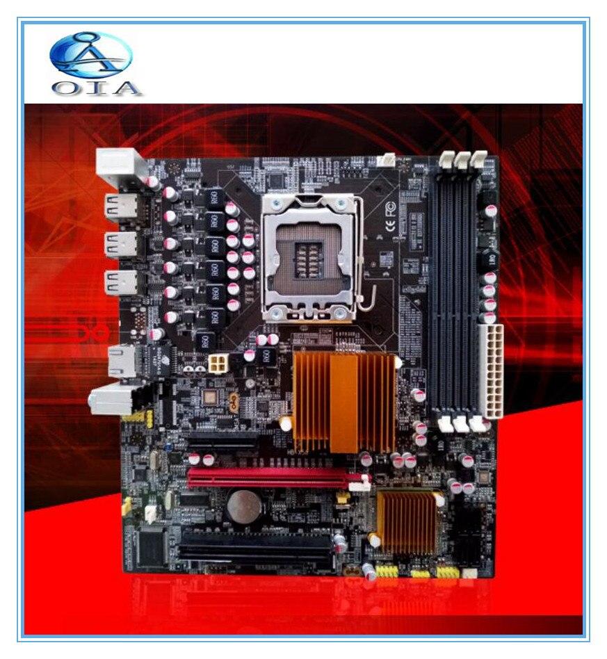 OIA X58 New original motherboard Extreme boards LGA 1366 DDR3 24GB ATX mainboard for X5570 X5650 W5590 X5670 L5520 new original motherboard x58 extreme boards lga 1366 ddr3 24gb atx mainboard for x5570 x5650 w5590 x5670 l5520 cpu free shipping