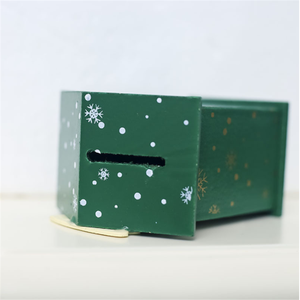 Image 5 - New Christmas Mini Candy Tin Box Jewelry Coins Storage Gifts Cartoon Piggy Bank Gift Box Storage Boxes Cans