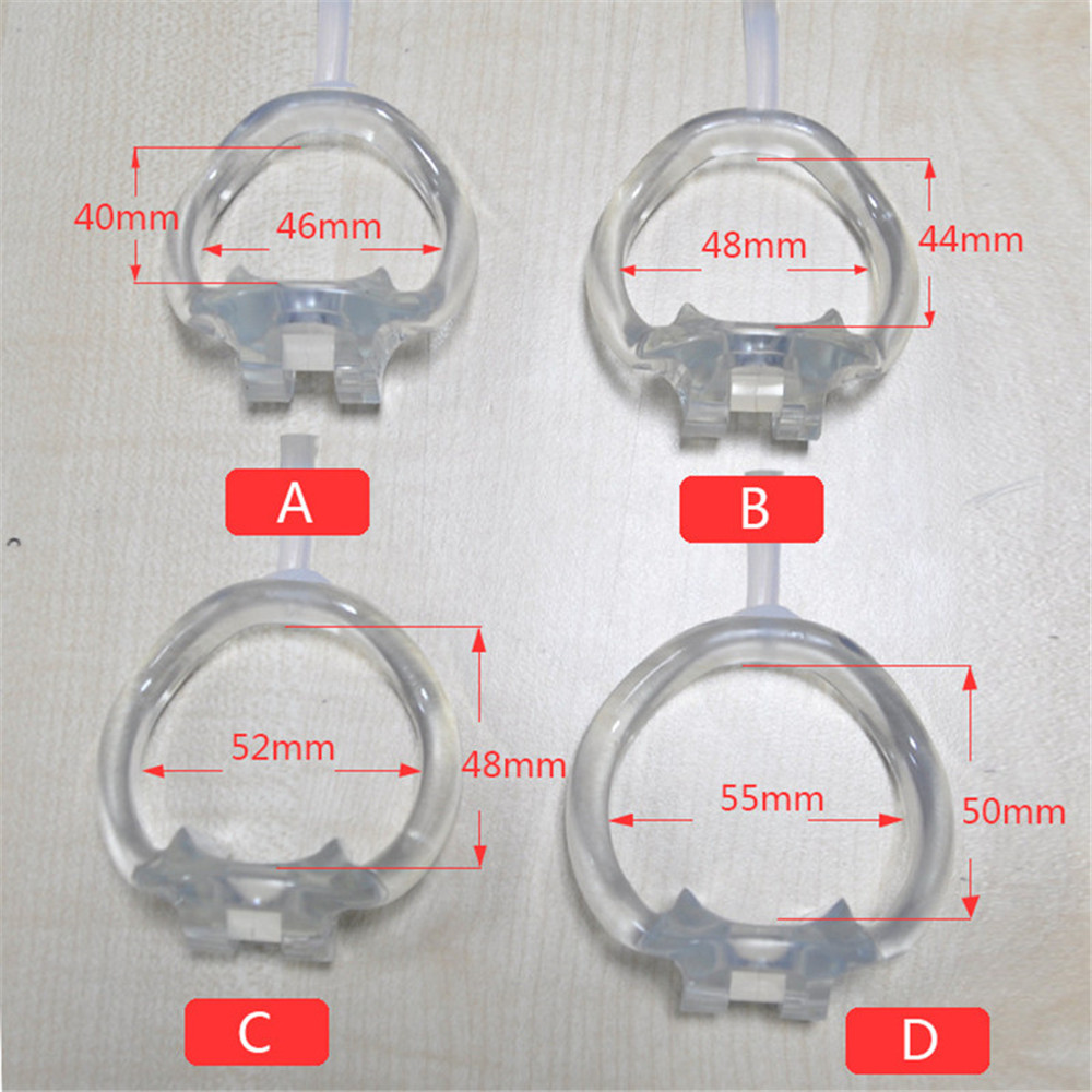 Male Silicone Chastity Cage With fixed Resin Ring Soft Thorn Cock Ring Gay Penis Sleeve Barbed Chastity Device Sex Toys For Men