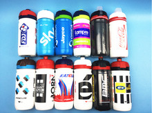 2016 italia Elite botella de agua de plástico Bike agua de la bicicleta botellas botellas ciclismo 550 ml jaulas bicicleta envío gratis