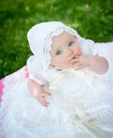 0 24M high quality summer baby girl christening gowns 1 year birthday dress fashion tutu wedding baptism dresses
