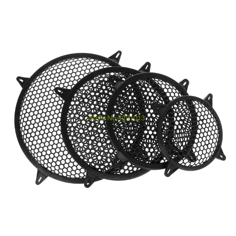 "HIGH QUALITY UNIVERSAL 12/"" CAR AUDIO METAL SUB WOOFER GRILLE 12 INCHES GRILL"