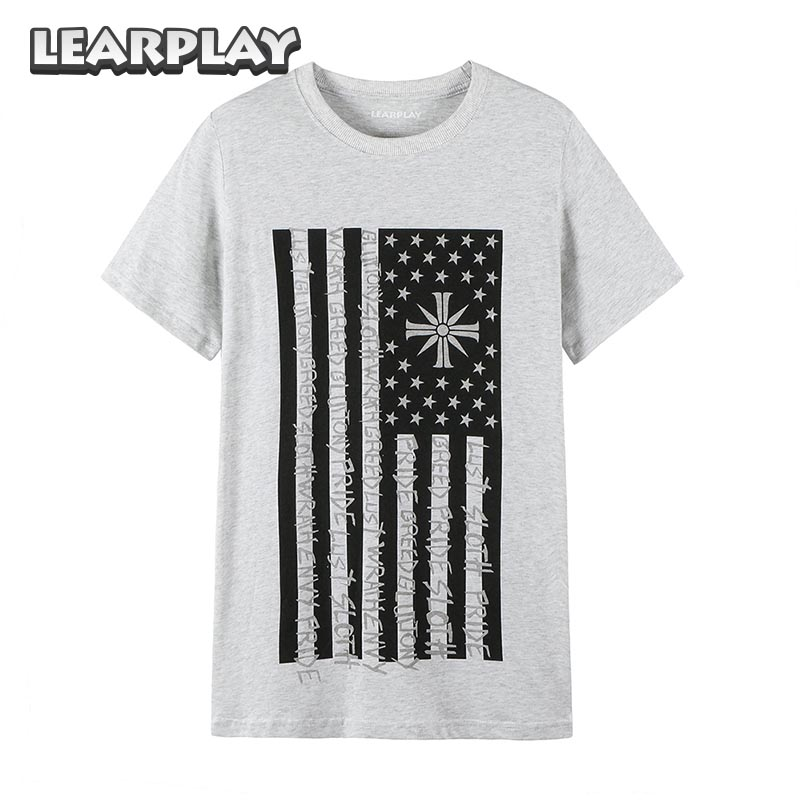 LEARPLAY Far Cry 5 One Nation Under God T-shirt Unisex Casual Summer Grey Tops Shirt S M L XL 2XL